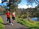 Genesis Fitness Clubs Richmond Gym Fitness Beautiful scenic training in