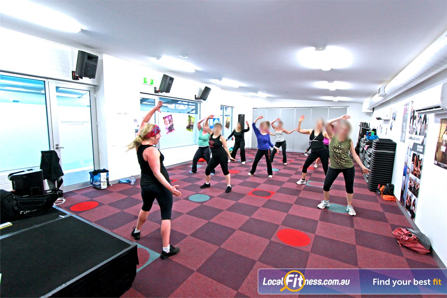 Monbulk Aquatic Centre Monbulk Popular classes inc. Yoga, Pilates and Zumba.