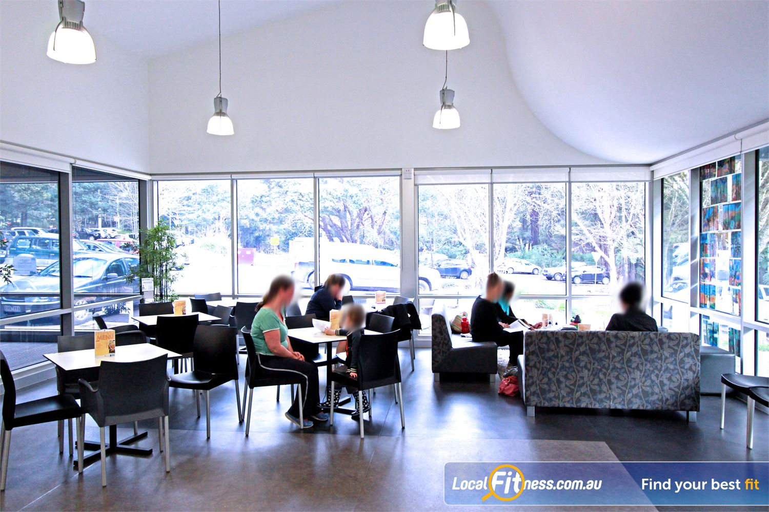 Monbulk Aquatic Centre Monbulk Have an aromatic coffee and relax in our cafe seating area.