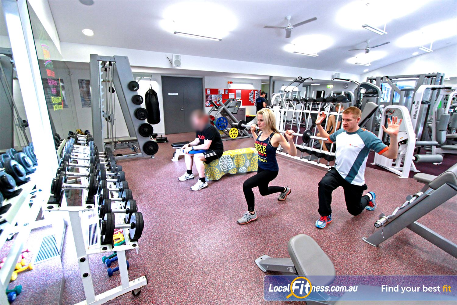 Monbulk Aquatic Centre Monbulk Your trainer will work by your side to achieve your results.