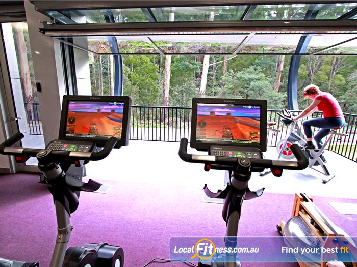 Monbulk Aquatic Centre Gym Sherbrooke  | Enjoy state of the art equipment with open