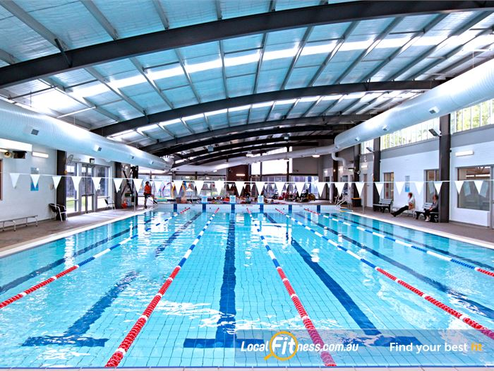 Monbulk Aquatic Centre Mount Evelyn Gym Fitness The indoor heated Monbulk