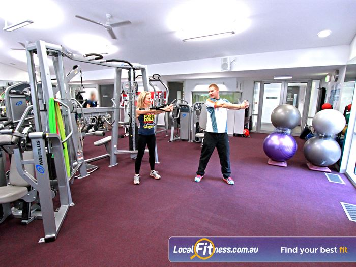 Monbulk Aquatic Centre Narre Warren East Gym Fitness Monbulk personal trainers will