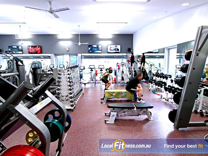 Monbulk Aquatic Centre Monbulk Gym Fitness The comprehensive free-weights