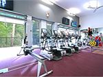 Full range of cardio inc. treadmills, cross trainers,