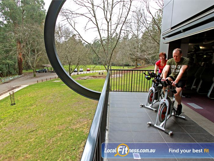 Monbulk Aquatic Centre Mount Evelyn Gym Fitness Breathe in the fresh air as you
