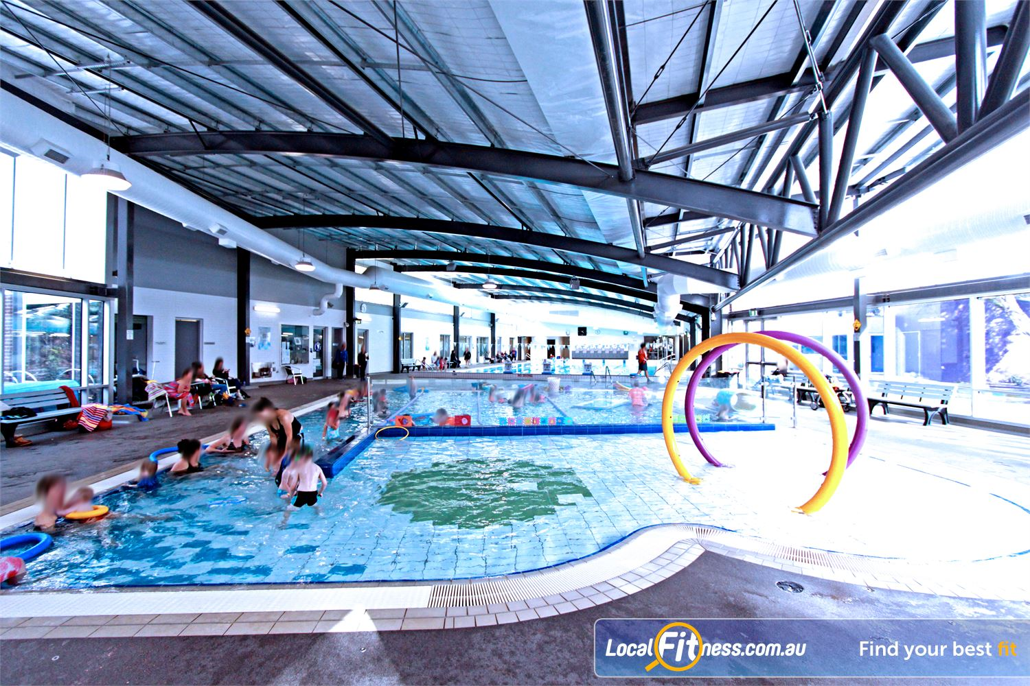 Monbulk Aquatic Centre Monbulk The Monbulk Aquatic facilities are fun for the whole family.
