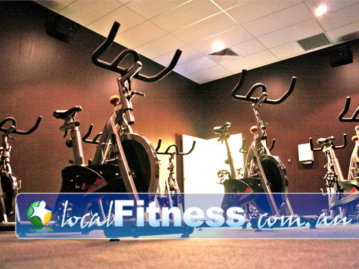 Genesis Fitness Clubs Cranbourne Dedicated cycle studio in our Cranbourne gym.