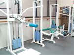 Docklands Gym & Squash Centre Southbank Gym  Our pin-loading machines isolate a