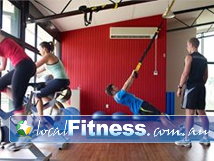 Damien Kelly Fitness Studio Near Queens Park All our equipment allows natural whole body movement.