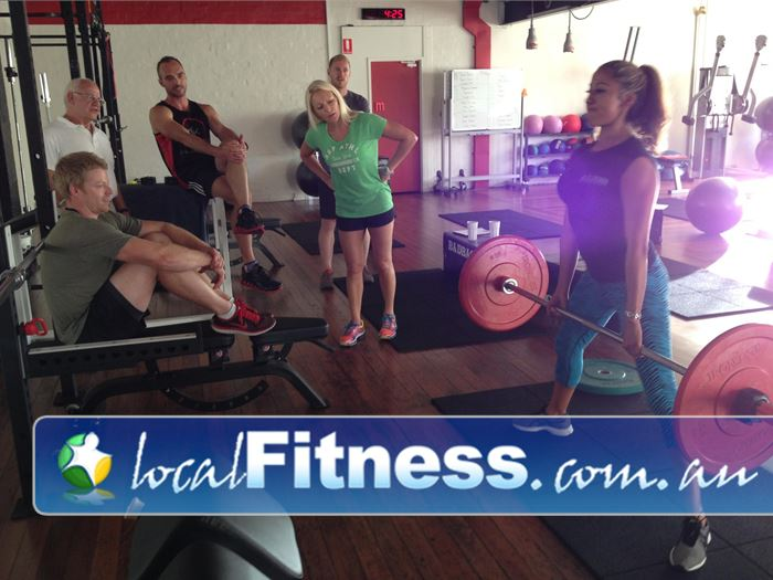 Damien Kelly Fitness Studio Near Bellevue Hill The DK training style is elite for both men and women.