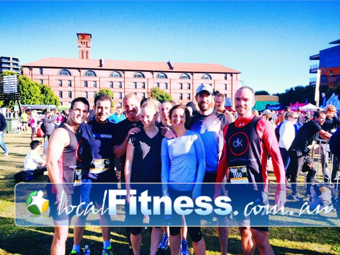Damien Kelly Fitness Studio Near Queens Park Join team DK in our regular fitness events including fun runs and marathons.
