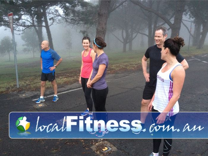 Damien Kelly Fitness Studio Bondi Junction Early morning sessions will get you up and energised for your day.