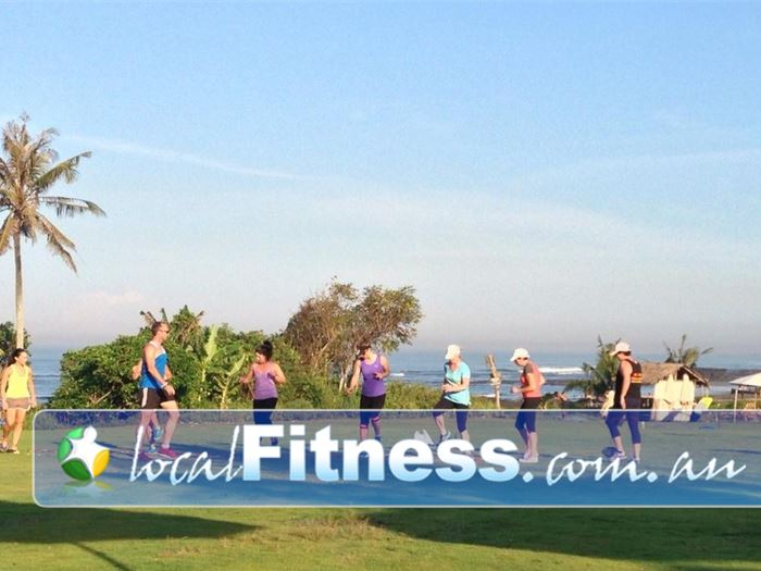 Damien Kelly Fitness Studio Bondi Junction Challenge and spoil yourself with outdoor retreats in exotic locations.