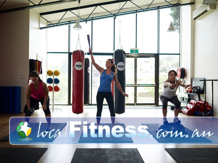 Damien Kelly Fitness Studio Bondi Junction Workouts have been expertly crafted by exercise scientist, Damien Kelly.