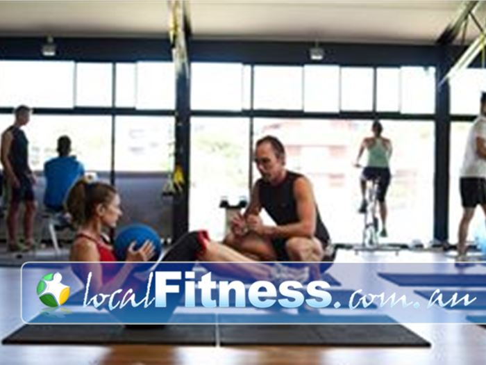 Damien Kelly Fitness Studio Bondi Junction The future of fitness is primal movements, twisting, push and more.