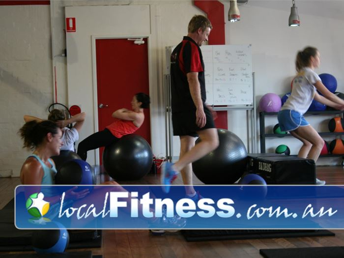 Damien Kelly Fitness Studio Bondi Junction Our signature sessions are metabolic circuit workouts.