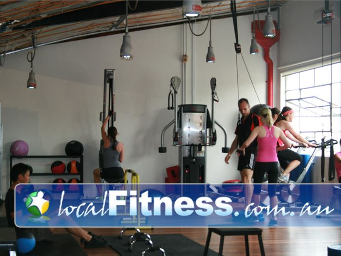 Damien Kelly Fitness Studio Near Bellevue Hill Specialty sessions include core and abs, pure strength, outdoor, Bondi Yoga and Boxing.