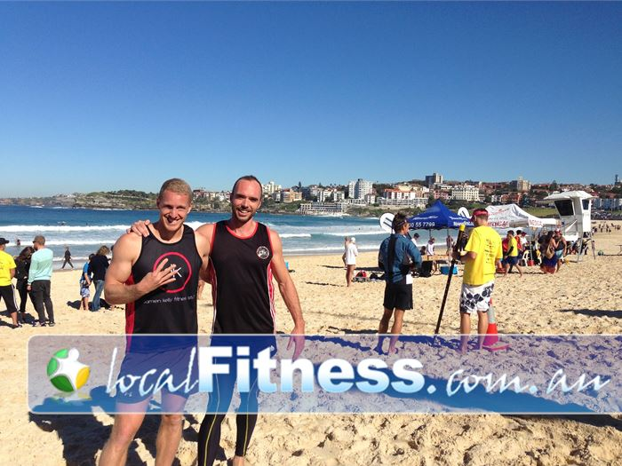 Damien Kelly Fitness Studio Near Bellevue Hill Nothing beats training in the fresh outdoors with beautiful sunshine.