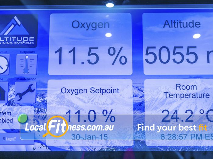 Ontic Health & Fitness Wellington Point Increase performance, oxygen utilization, power and speed output and more.