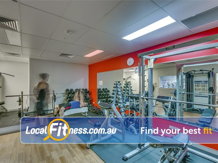 Ontic Health & Fitness Wellington Point Our Wellington Point gym provides a full range of equipment and services.
