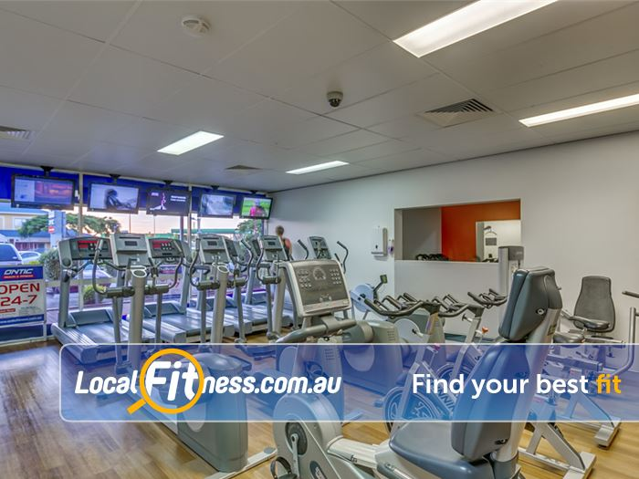 Ontic Health & Fitness Wellington Point Our Wellington Point gym includes high tech cardio from Technogym and Lifefitness.