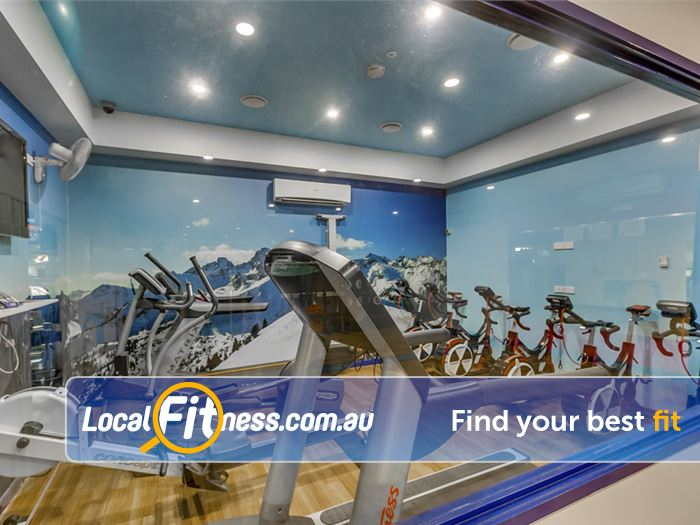Ontic Health & Fitness Near Alexandra Hills Our state of the art Wellington Point Altitude training room.