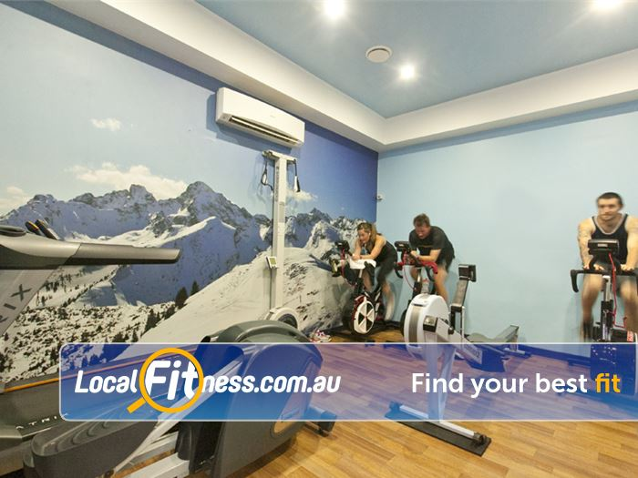 Ontic Health & Fitness Near Cleveland Reach new heights with Wellington Point Altitude training.