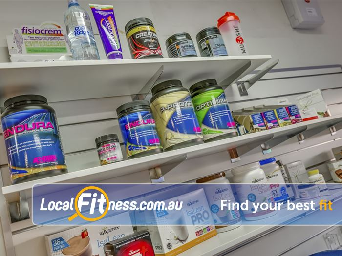 Ontic Health & Fitness Wellington Point We stock a great range of supplements for your health & fitness.