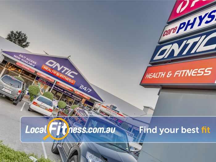 Ontic Health & Fitness Wellington Point Our Wellington Point gym is open 24 hours a day.