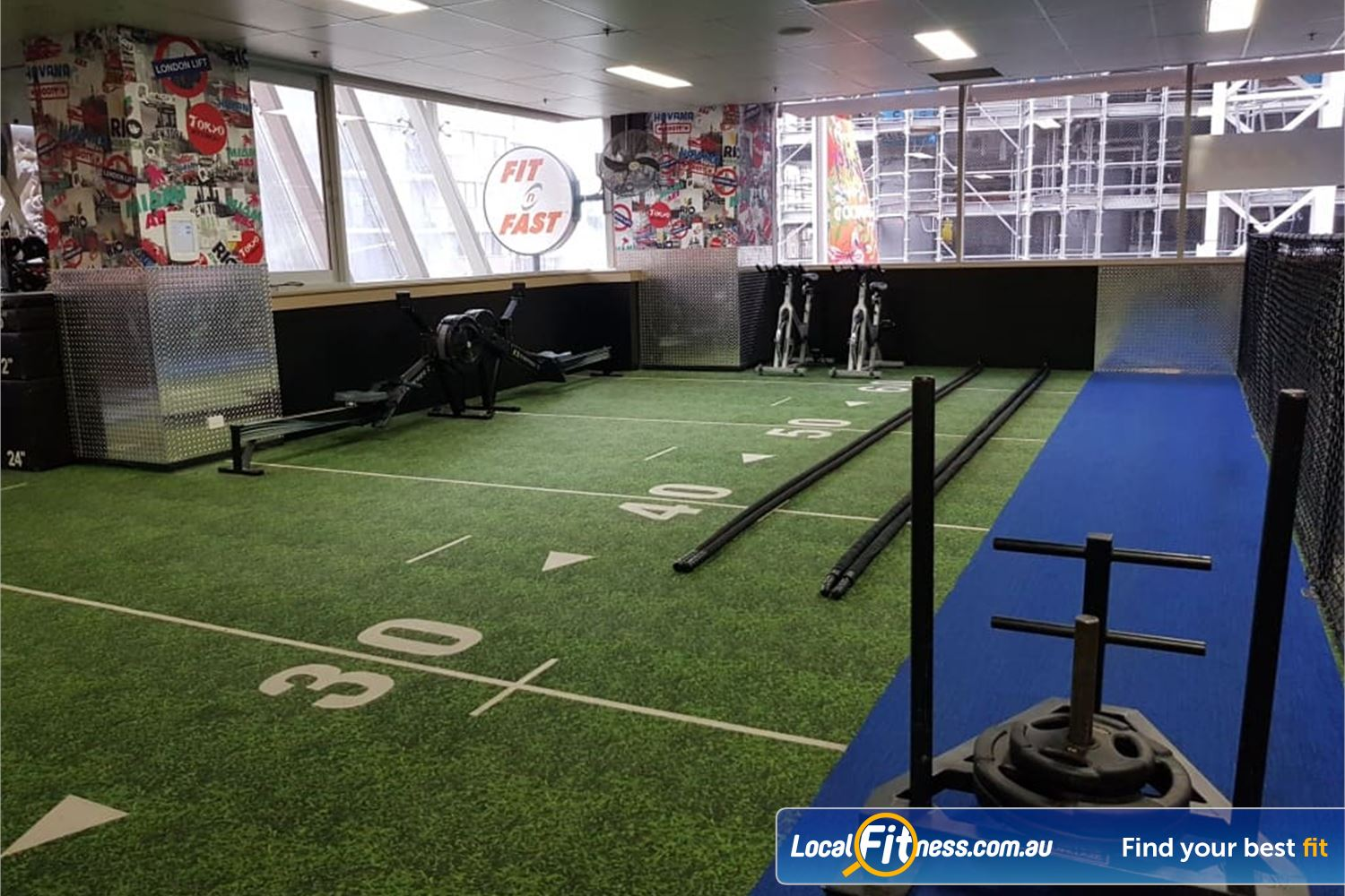 Fit n Fast Burwood Welcome to our NSW HIIT, Yoga and Burwood Gym at FNF Burwood.