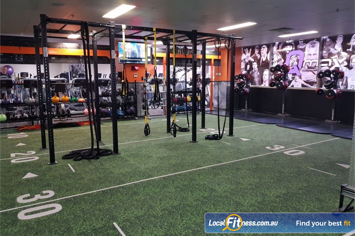 Fit n Fast Near Strathfield our NSW Burwood HIIT gym and functional training studio.
