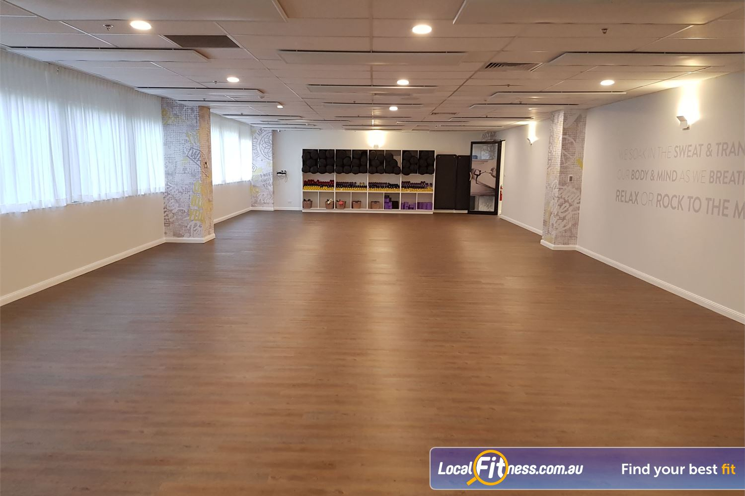 Fit n Fast Near Enfield Our classes inc. Yoga, Pilates, Barre and more.