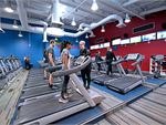 Goodlife Health Clubs Airport West Gym CardioEnjoy a world of entertainment