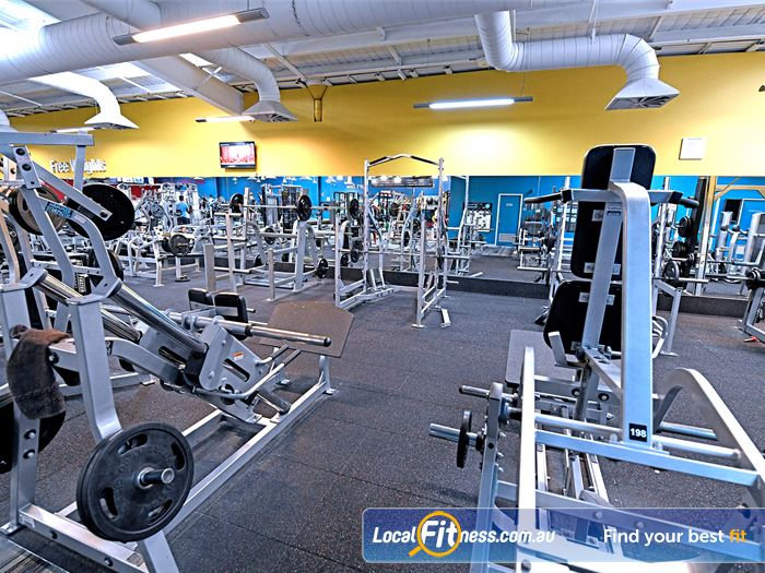Goodlife Health Clubs Gym Sunshine  | Our  Essendon gym is equipped with state of the