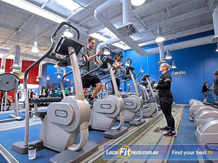 Goodlife Health Clubs Essendon Gym Fitness At our Essendon gym, our