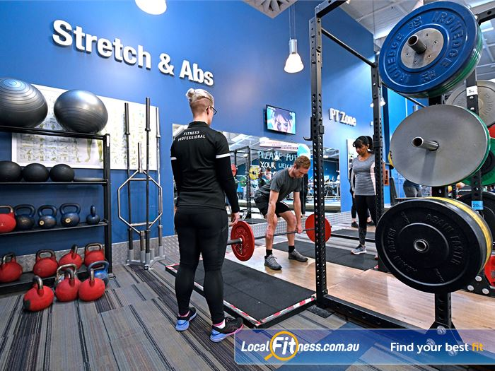 Goodlife Health Clubs Strathmore Gym Fitness Goodlife Essendon personal