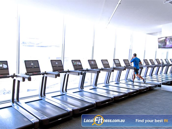 South Pacific Health Clubs Gym Dingley Village  | Welcome to the South Pacific Mentone gym.