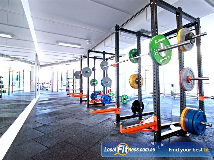 South Pacific Health Clubs Gym Dingley Village  | Enjoy World Class facilities at our Mentone gym.