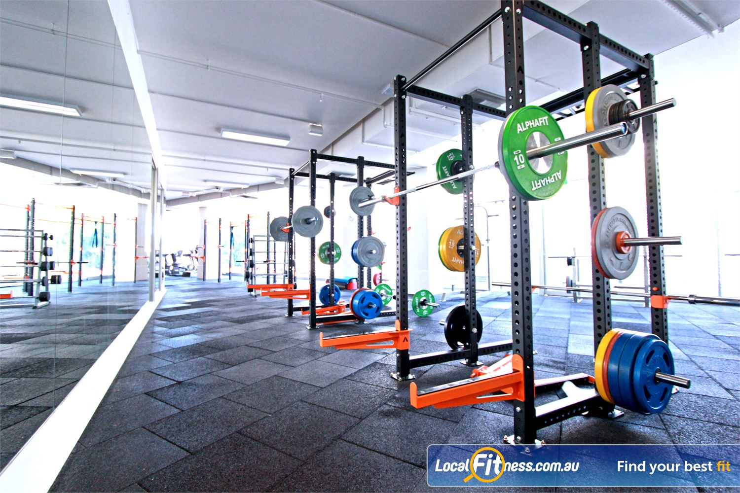 South Pacific Health Clubs Mentone Enjoy World Class facilities at our Mentone gym.
