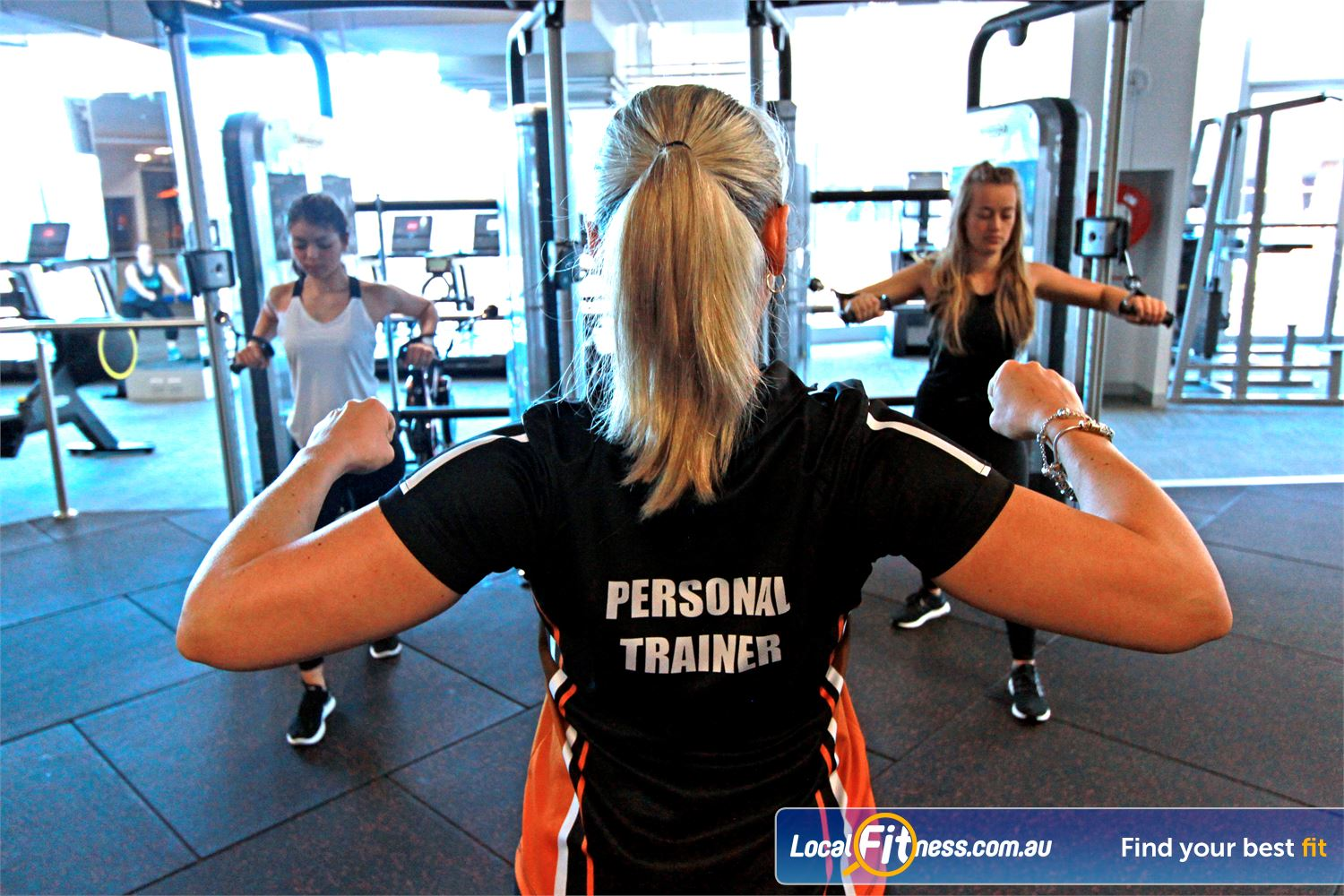 South Pacific Health Clubs Near Mordialloc Get the game plan for success with Mentone personal training.