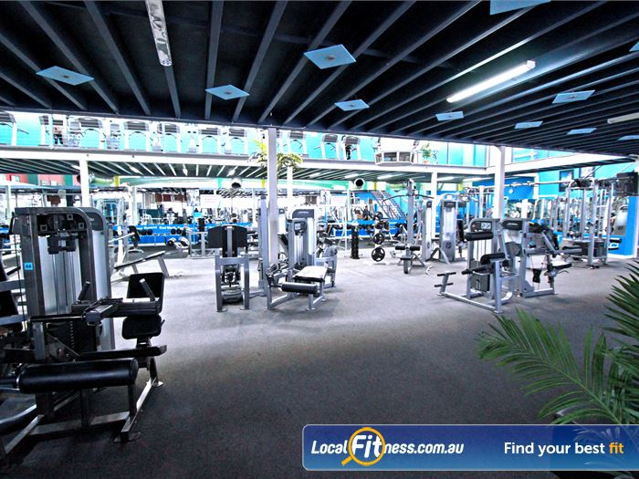 Fitness Arena Roxburgh Park Gym Epping  | Fitness training 24 hours a day, 7 days