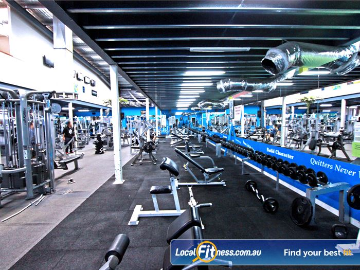 Fitness Arena Roxburgh Park Gym Epping  | Our Roxburgh Park gym is fully equipped for