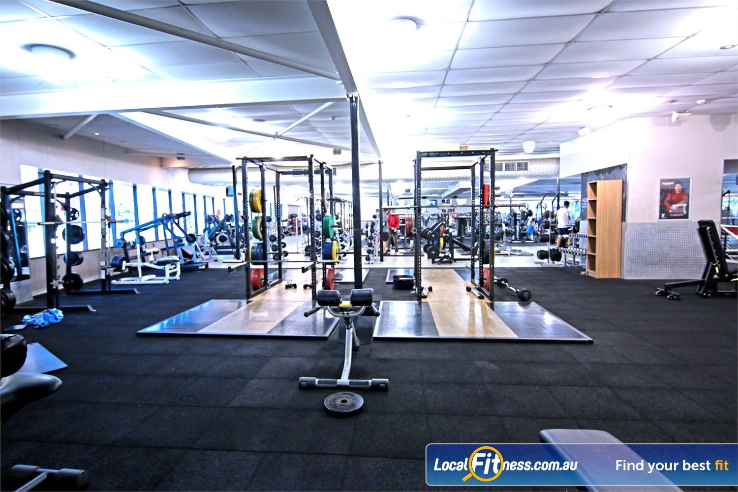 Fitness First Lutwyche Welcome to the Fitness First Lutwyche gym.