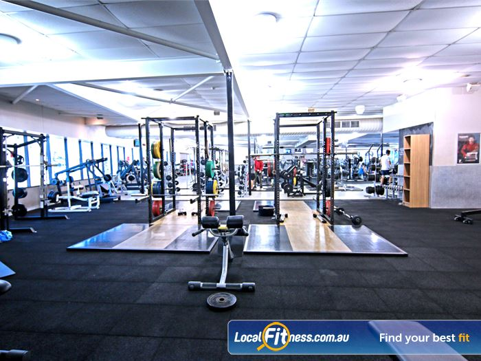 Fitness First Gym Toombul