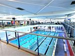 The beautiful Lutwyche gym setup surrounding our swimming