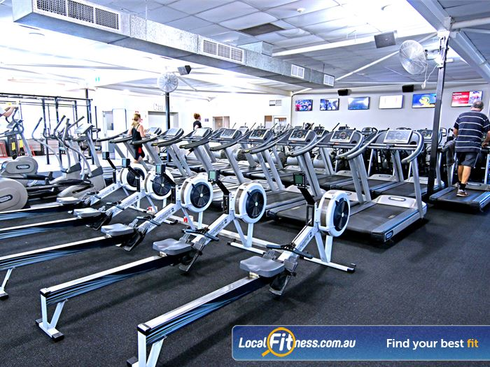 Fitness First Gym Bardon  | Our Lutwyche gym includes a state of the