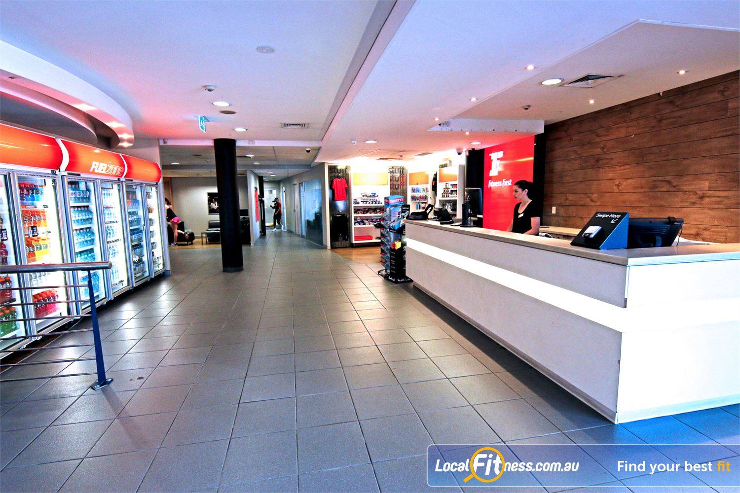 Fitness First Lutwyche Our Fitness First Lutwyche staff are ready to help you on your fitness journey.
