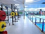 Enjoy sweeping pool views from our Lutwyche gym