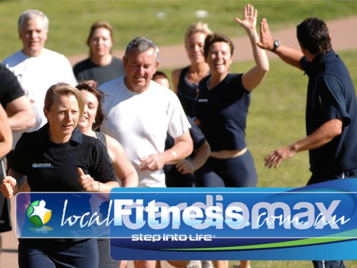 Step into Life Gym Reservoir  | The ultimate Heidelberg outdoor fitness training program.